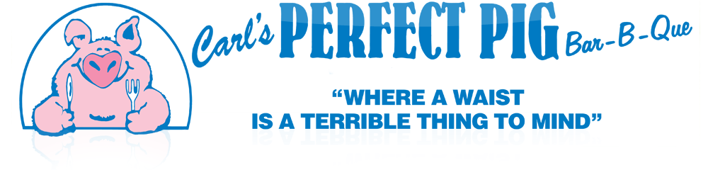 Logo for Carl's Perfect Pig