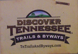 Carl's Perfect Pig in Discover Tennessee Trails and Byways